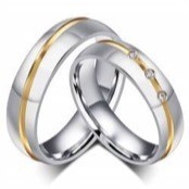 Smycken till par - köp parsmycken til förlovning här 4b878134bf0d7