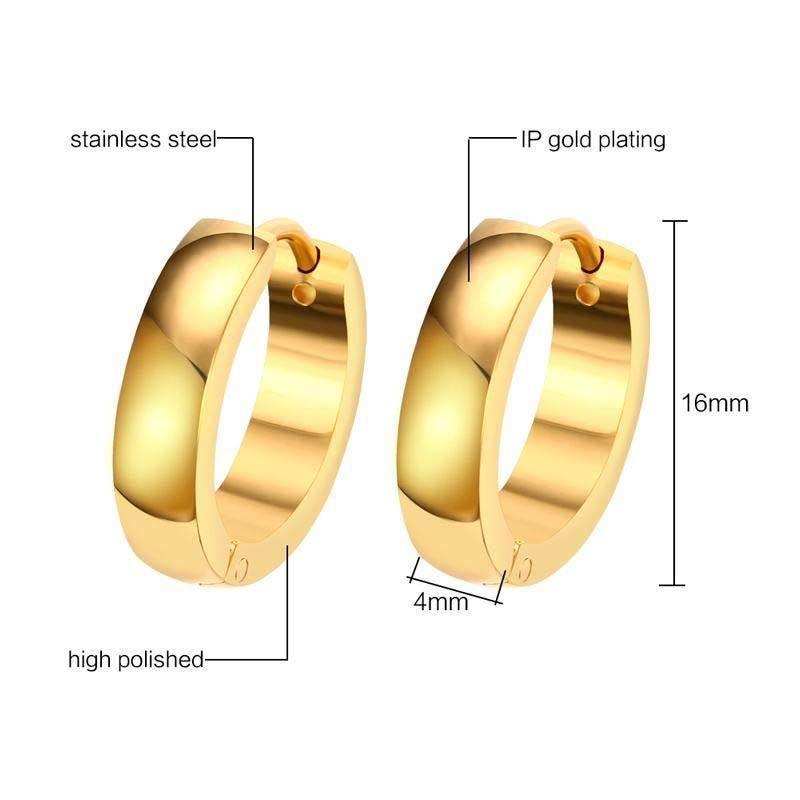 Vackra och eleganta örhängen för män. bae933789adc6